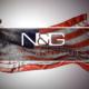 News & Guts American flag logo